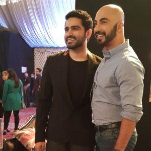 Umair Tabani and Hassan Shehryar Yasin