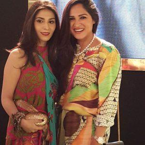 Feeha Jamshed and Saniya Maskatiya