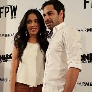 Maha Burney and NFK