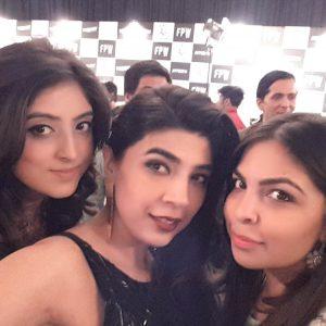 The wonderful Anusha Bawani of Sunday