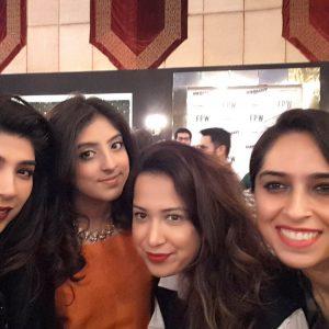 Sadaf, Foha, Samina and Khizra
