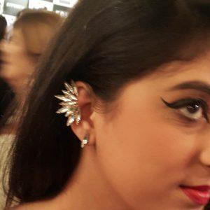Foha Raza's Ear Cuff