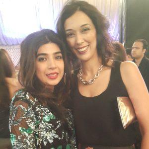 Sadaf Zarrar and Maleeha Chaudhary