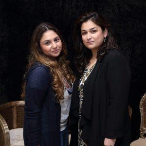 AMINA HASSAN & SHAZIA DEEN