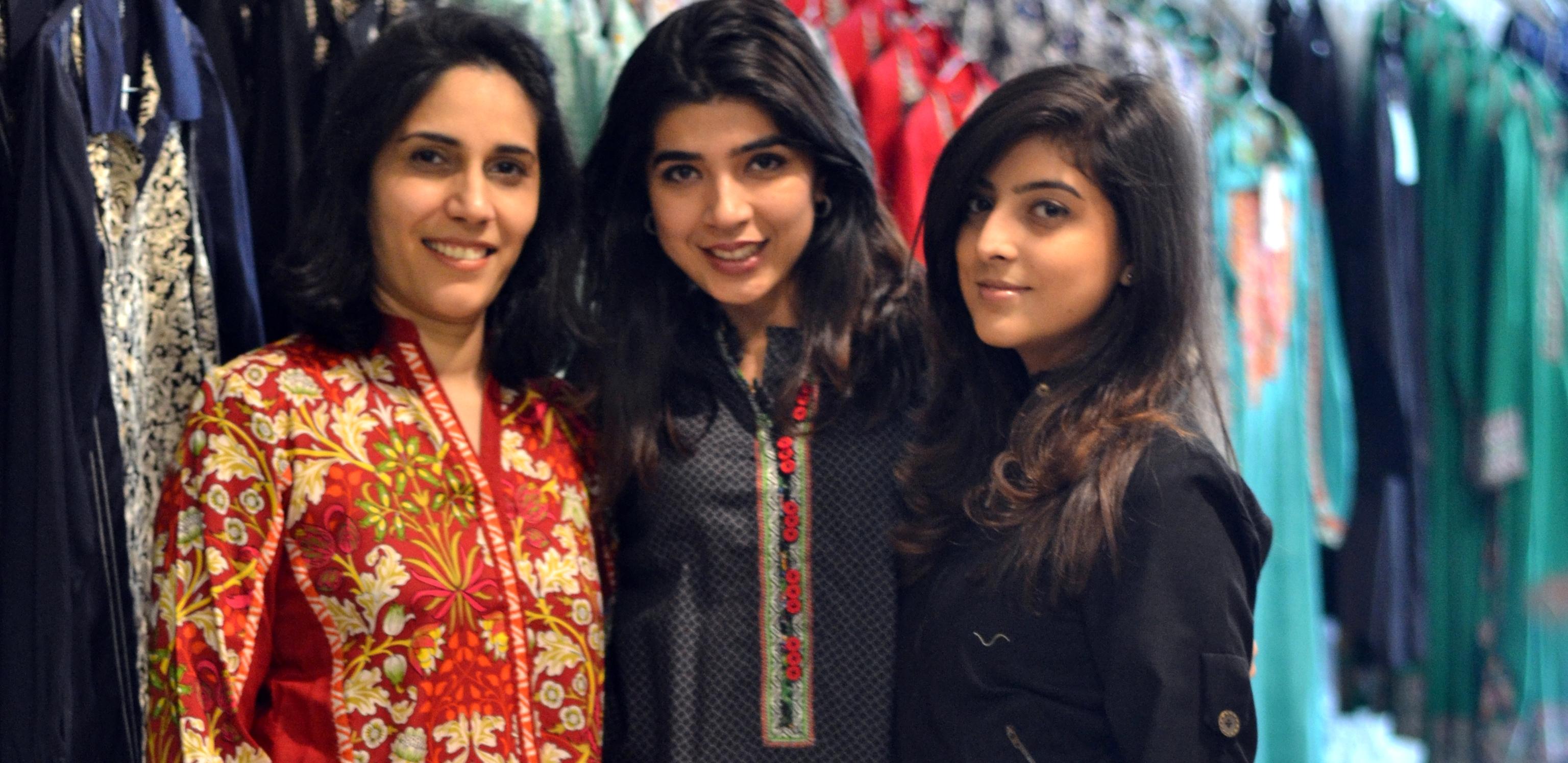 Mehreen Chaudhary Sadaf Zarrar Foha Raza