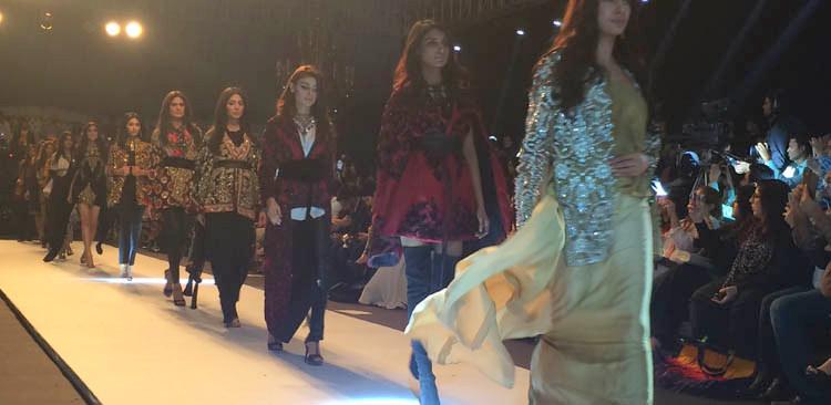 Ayesha Farook Hashwani for FPWAW14