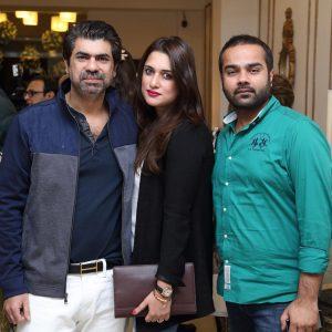 Hassan, Sara and Faraz Manan