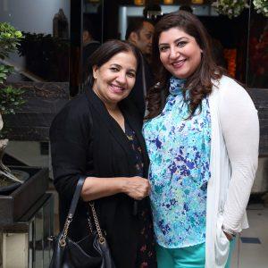 IFFAT & Rima Farid
