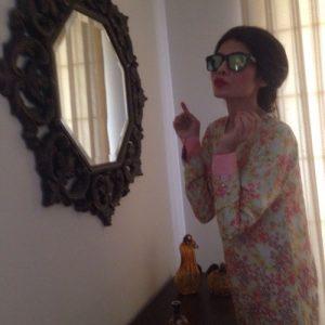 Amna Babar for Zara Shahjahan