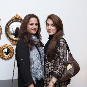 Maliha and Saher Usman