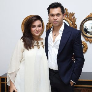 Redah Misbah and Shammal Qureshi