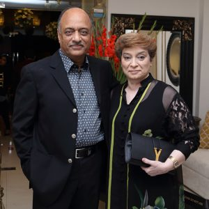 Shahab and Dr Shahida