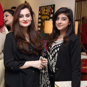 Zahra and Foha Raza
