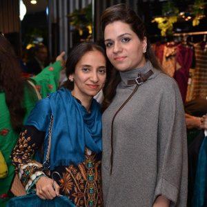 Ambreen and Samiya