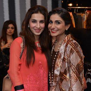 Erum and Shazia
