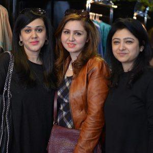 Mehreen, Izza, Fairy