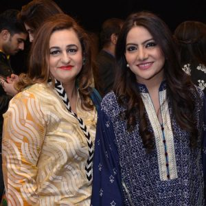 Reema and Nazia Atif