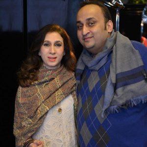 Saadieh & Aamir Mazhar