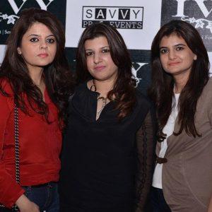 Saba, Ayesha, Noshi