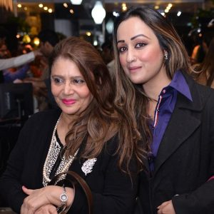 Sadaf and Mrs Rehana Tariq