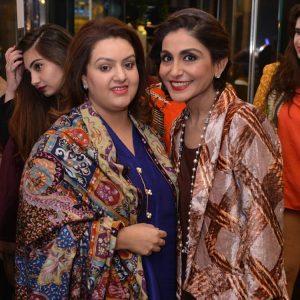 Saima and Shazia