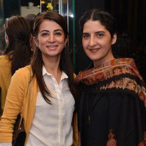 Saira and Chanda
