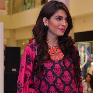 Amna Babar for Sapphire