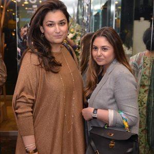 Shazia and Amna