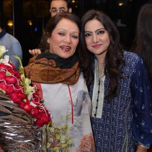 Zareen Suleman and Nazia