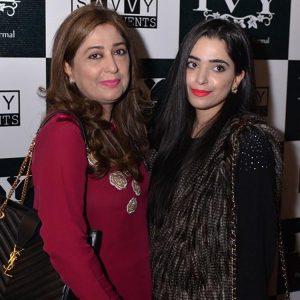 tina and noor haroon
