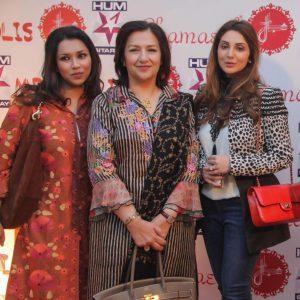 Faiza Ansari, Samra Muslim with a friend