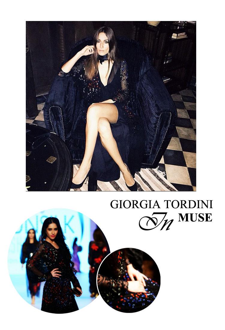 Giorgia Tordini in MUSE