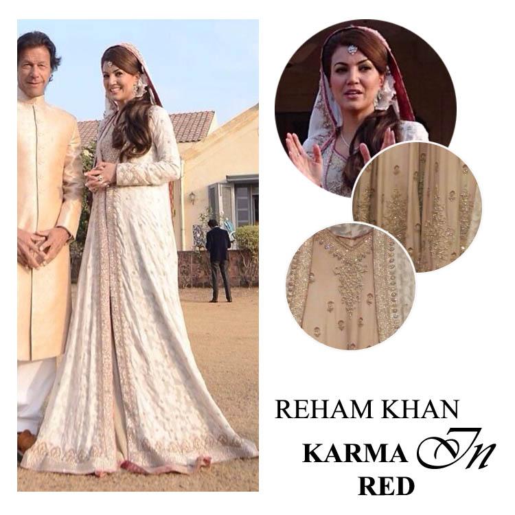 Reham Khan Imran Khan Nikah