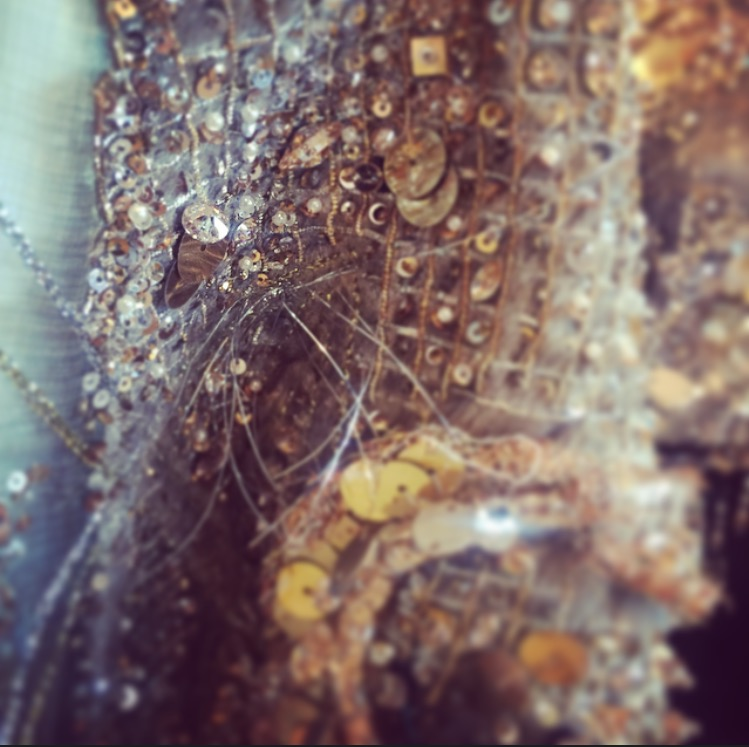 Atelier Karma. Constellation for PFDC Swarovski Crystal Couturiers