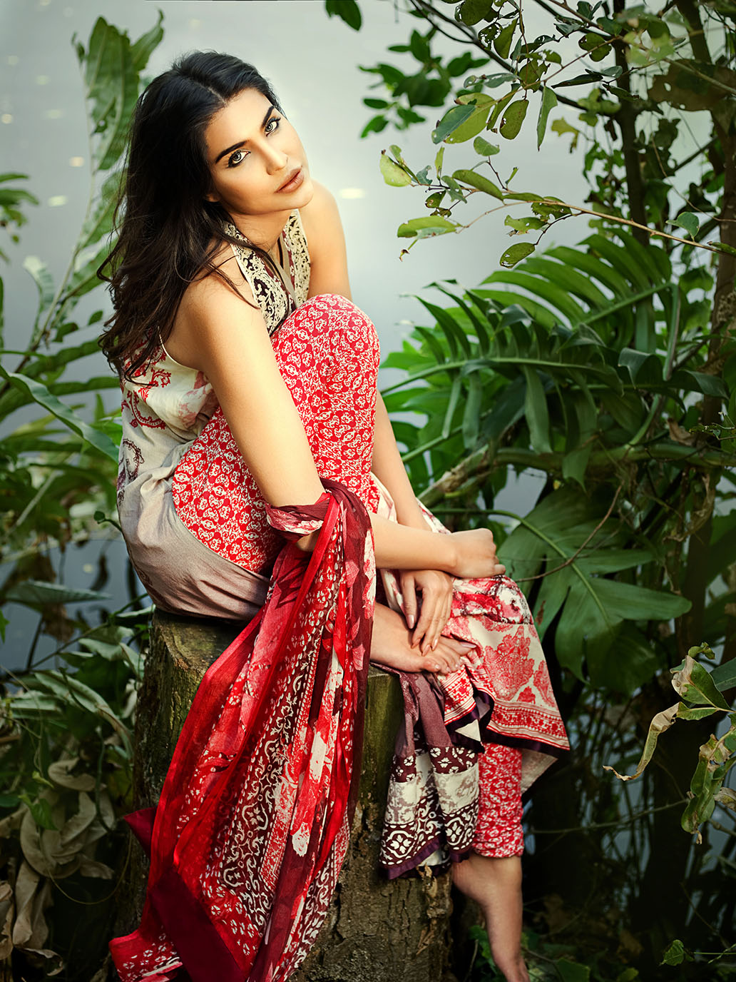 Ayesha Hashwani for So Kamal 2015