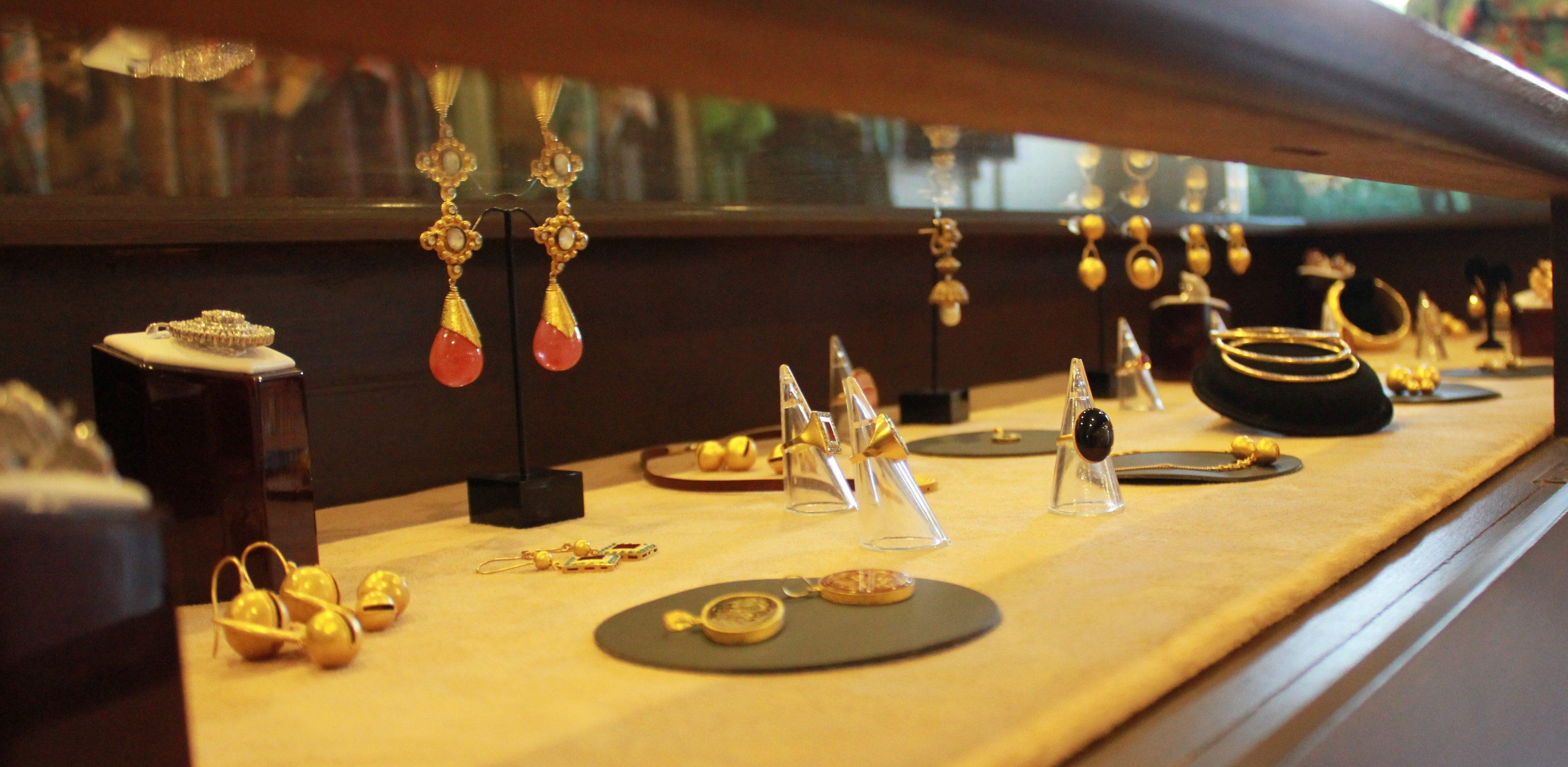 Kiran Aman Fine Jewellery