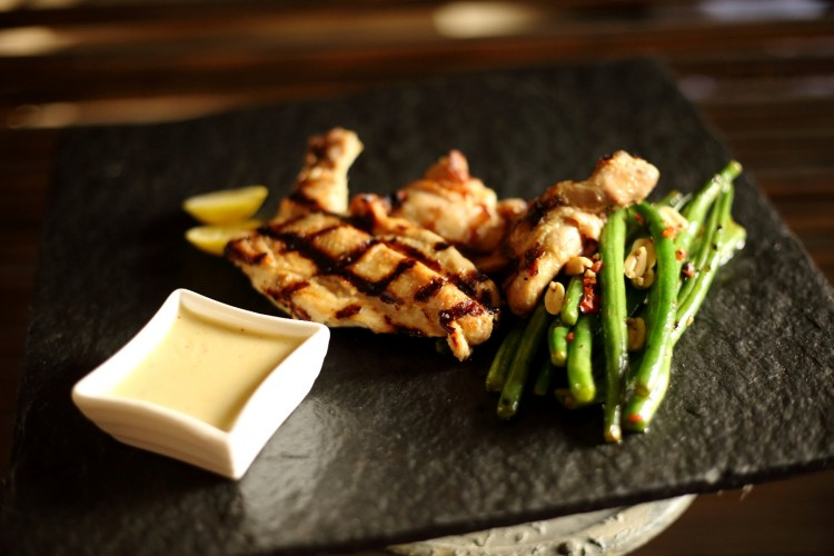 The Polo Lounge - Cheese Marinated Chargrilled Chicken 2