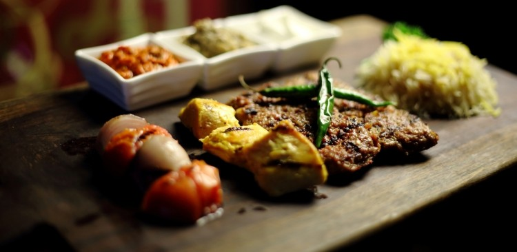 The Polo Lounge - Labenes Platter 2