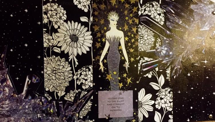 Atelier Karma. Constellation for PFDC Swarovski Crystal Couturiers