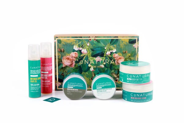 CoNatural Gift Box for Her