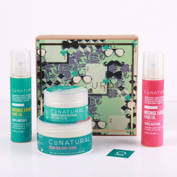 CoNatural Gift Box for Him