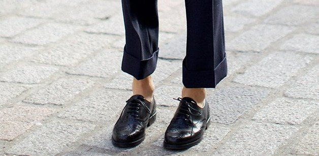 Brogues for Ladies