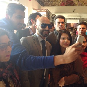 HSY Lawn Launch Faisalabad