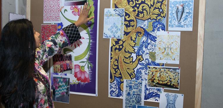 Zara Shahjahan Lawn - Inspiration Board