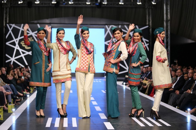 Khaadi for PIA