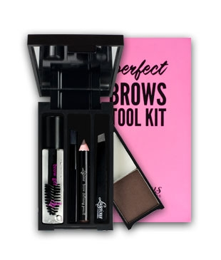 Luscious Brow Kit - Rules of Daytime MakeUp
