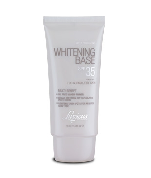 Luscious Whitening Base - Rules of Daytime MakeUp