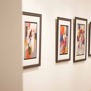Mashkoor Rana at Ejaz Gallery