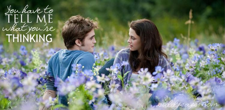 Tell me everything movie twilight