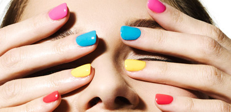 nail polish trends spring hession hairdressing